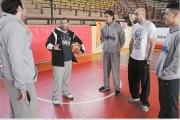Rodrigo Neira sigue los pasos de su padre como PF de Osorno Básquetbol
