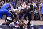 La NBA reconoce cinco fallos arbitrales en la última posesión