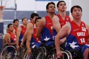 Chile debuta este miércoles en la Copa Andina de basquetbol en silla