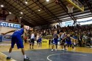 BasketUdeConce se despidió del torneo con dolorosa derrota ante Colo Colo